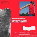 Read more about the article Nuoren urheilijan rasitusvammat
