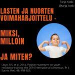 Read more about the article Nuoren urheilijan voimaharjoittelu